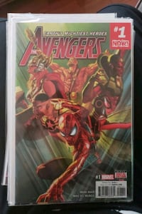 Avengers 1-11 plus  [PHONE NUMBER HIDDEN]  Fairfax, 22032
