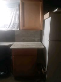 2 cabinets with granti and full back splash Tampa, 33610