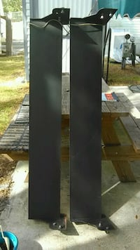ALUMINUM RUNNING BOARDS 773 mi
