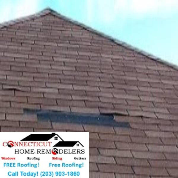 New Fairfield Get Your Roof Replaced TODAY!