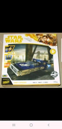 Revell Star Wars Han's Speeder Snap Tite Lights & Sounds Model Kit Falls Church, 22044
