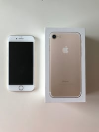 Rose gold iPhone 7 • 32g • Unlocked Calgary, T2C 5M9