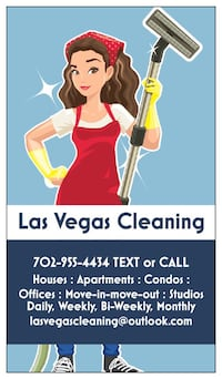 House cleaning Las Vegas, 89110