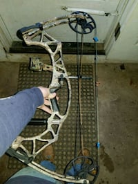 gray and black compound bow Dumfries, 22025