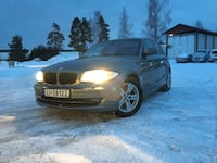 grå BMW sedan Hønefoss, 3513