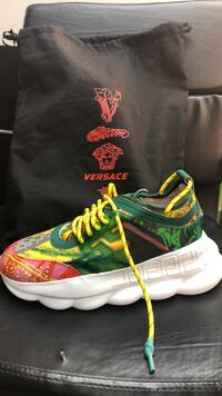 Shoes versace  size11 Gaithersburg, 20879