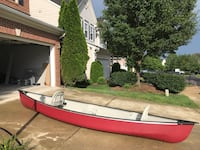 white and red motor boat Gainesville, 20155