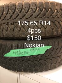 Winter tires 175 65 R14