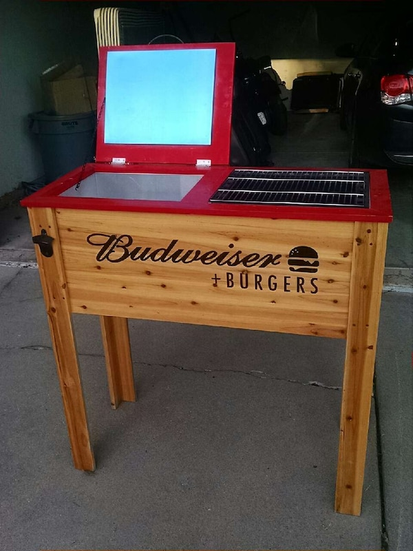 Budweiser Coolergrill