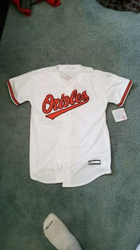 Youth Orioles Mancini Jursey large Hagerstown, 21740