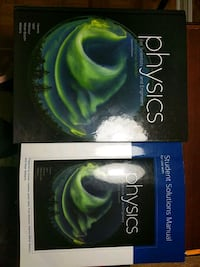 Physics for Scientists and Engineers & Manual 558 km