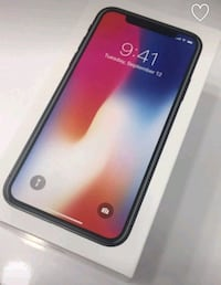 IPHONE X BLACK  SIFIR KUTUSUNDA  Ünye
