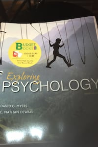Exploring Psychology Loose leaf, binder included