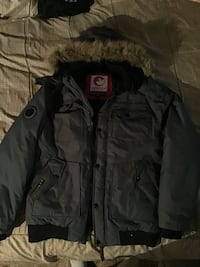 Dark grey Canada Weathergear winter jacket XL Calgary, T3B