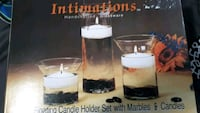 Floating candle holder set new Edmonton, T5C 1L6