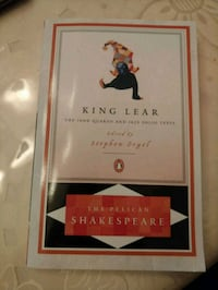 King Lear by William Shakespeare Waterloo