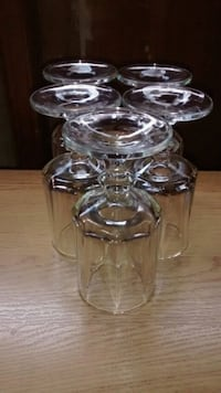 Glass Brandy set vintage Perris, 92570