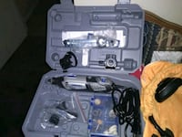 black and gray corded power tool Los Angeles, 91324