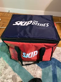 Kit Official Skip the Dishes - Like New!