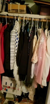 women's assorted clothes Mississauga, L5B 3E7
