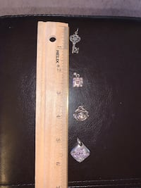 Sterling silver Necklace charms - make an offer! Arlington, 22201