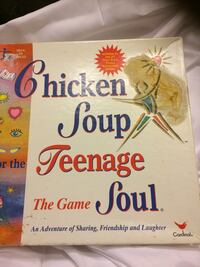 chicken soup teenage the game soul Vail, 85641