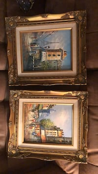 Paintings both $40 both made in Malaysia !! Warwick, 02889
