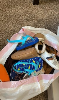 6-9 month old clothes/shoes