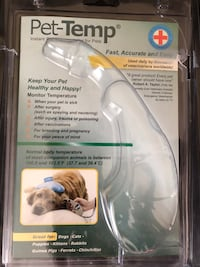 Instant Ear Thermometer for Pets Guelph, N1L 1N1