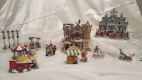 Christmas Village Vintage Collection