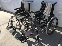 "Quickie 2 Adult Mobility Wheelchair Size 20"" Milpitas, 95035"
