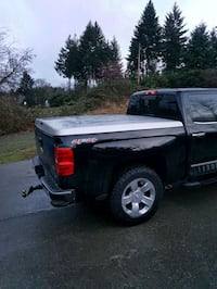 Tonneau cover. Made for 2007-2013 silverado/Sierra Nanaimo, V9R 6W5