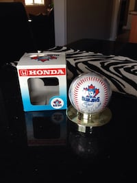 Toronto Blue Jays 92-93 World Series signed ball
