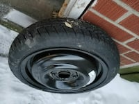 NEW SPARE TIRE from honda must go Toronto