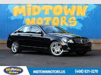 2009 Mercedes-Benz C-Class C 300 Sport 4dr Sedan SAN JOSE