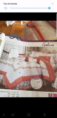 white and pink floral comforter set Aspen Hill, 20906