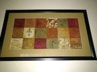 brown wooden framed painting of assorted color Visalia, 93277