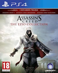 Assassin's Creed the Ezio collection Gallarate, 21013