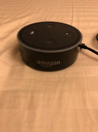 black Amazon Echo Dot 2nd generation Daly City, 94014