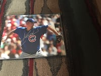 Kerry Wood Signed Autographed Framed 8x10 Picture Chicago Cubs  Mt Prospect, 60056