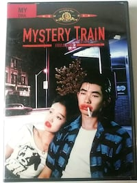 Mystery Train dvd Baltimore