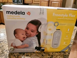 Brand new Medela freestyle flex