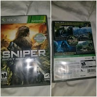 two Xbox 360 game cases Atwater, 95301