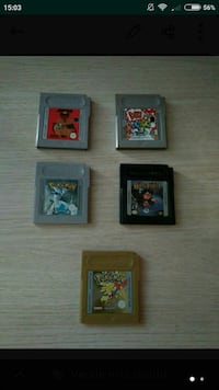 Juegos Game Boy Color  Sant Boi de Llobregat, 08830