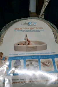 Lulyboo baby lounge to go Lagrangeville, 12540