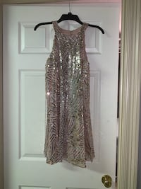 Sparkly homecoming dress Madison, 39110