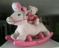 Princess rocking horse Winchester, 40391