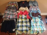 toddler's assorted-color clothes lot Rocky Mount, 27803