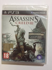 Creed 3 gioco di Sony PS3 di Assassin Palermo, 90133