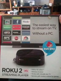 Roku 2 XS streaming player